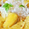 Risotto all'Ananas
